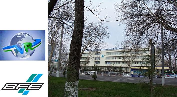 BFE to Renew Broadcasting Infrastructure in Uzbekistan