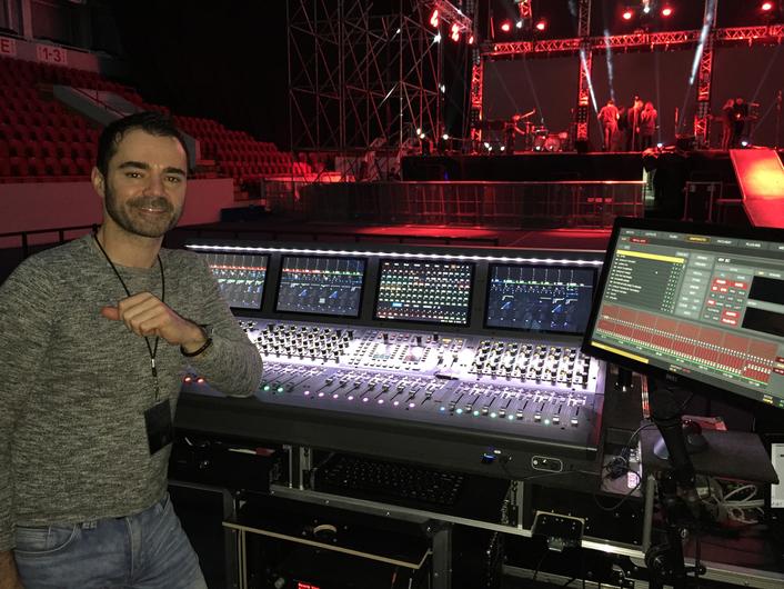 a-ha Take On International Tour With Award-winning Avid VENUE | S6L