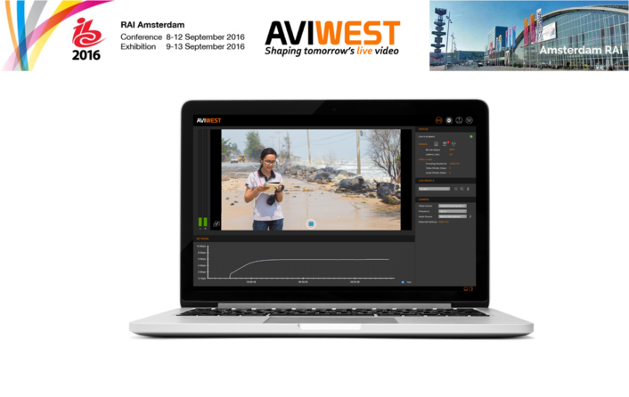 AVIWEST IBC2016 Exhibitor Preview