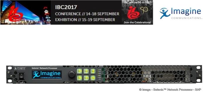 Imagine Communications Broadens Boundaries of Innovation at IBC2017