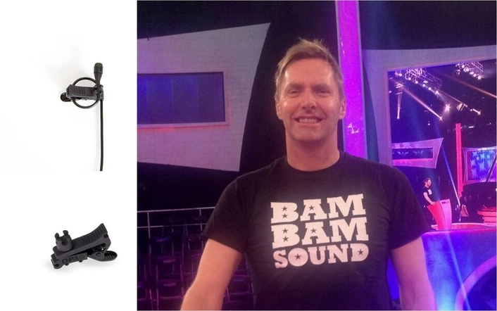Pat Nunn Makes DPA Microphones His First Choice For A Wide Range of Television Shows