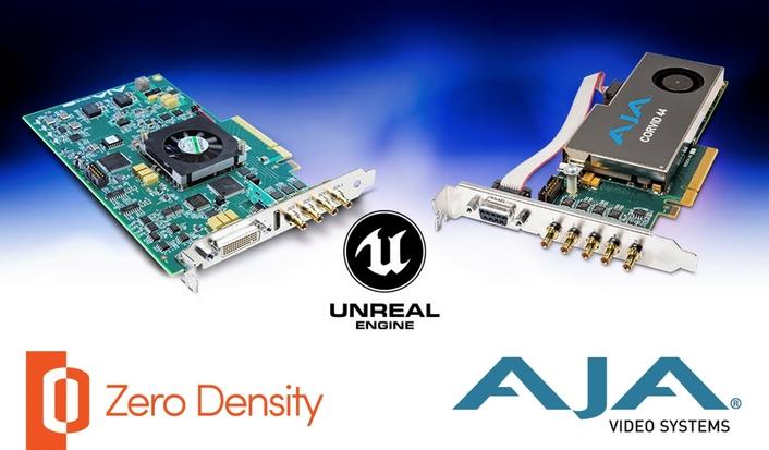 ZD & AJA Video Systems