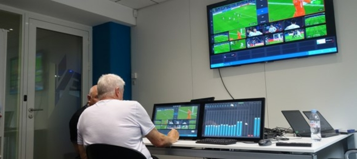 BROADCAST ACADEMY UNDERPINS NEW LIVE TV SIMULATOR WITH EVS' X-ONE
