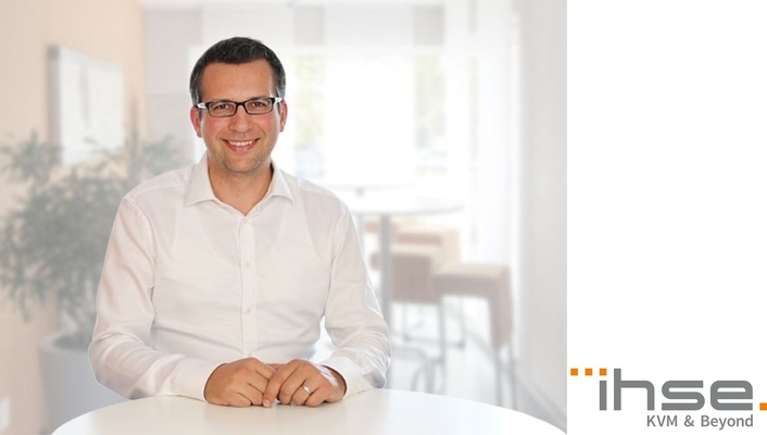 New Head of Sales at IHSE