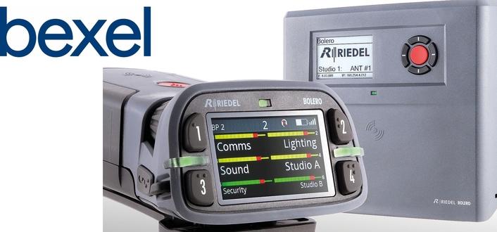 Bexel Expands its Wireless Intercom and Matrix Intercom Solutions with the Riedel Bolero and Artist Intercom Solution