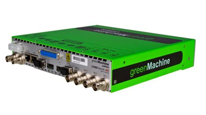 LYNX Technik AG Introduces a New Green Game Changer