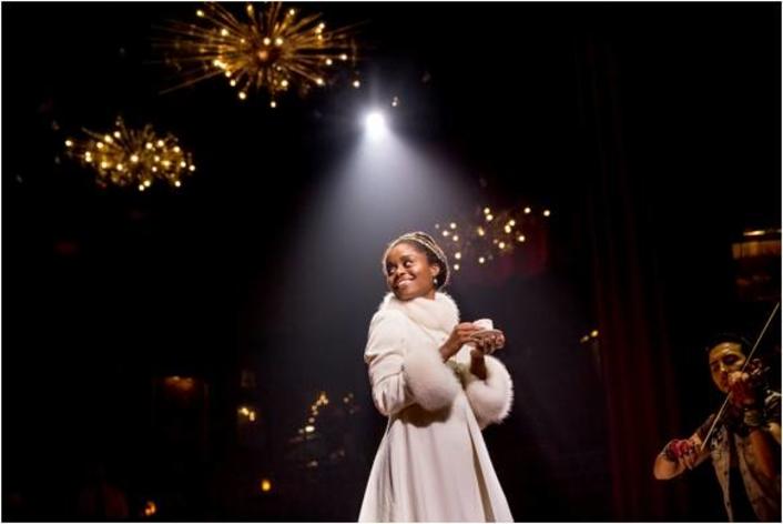 "Martin by HARMAN Powers a Tony Award-Winning Lighting Design for ""Natasha, Pierre & The Great Comet of 1812"""