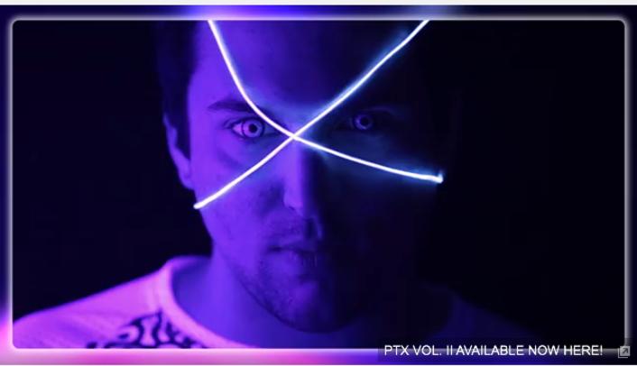 Elation ACL 360i™ in Harmony with Pentatonix on 2016 World Tour