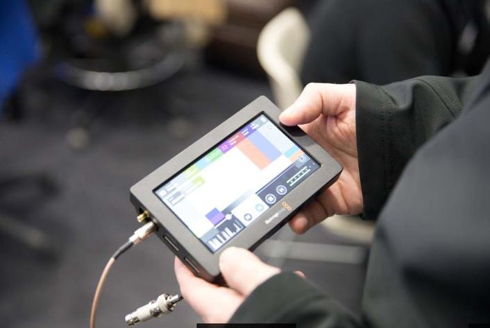 Global Leader in Rental & Staging Deploys Blackmagic Video Assist For Onsite Testing