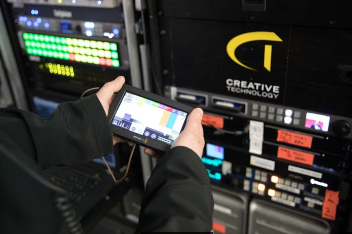 Global Leader in Rental & Staging Deploys Blackmagic Video Assist For Onsite Testing