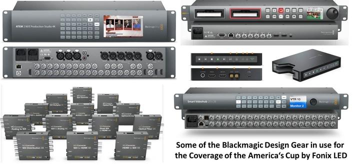 Smart Videohub ATEM 2M/E Production Studio DeckLink