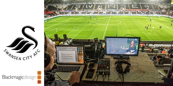 Swansea City AFC Launches Live Streaming Platform with URSA Broadcast
