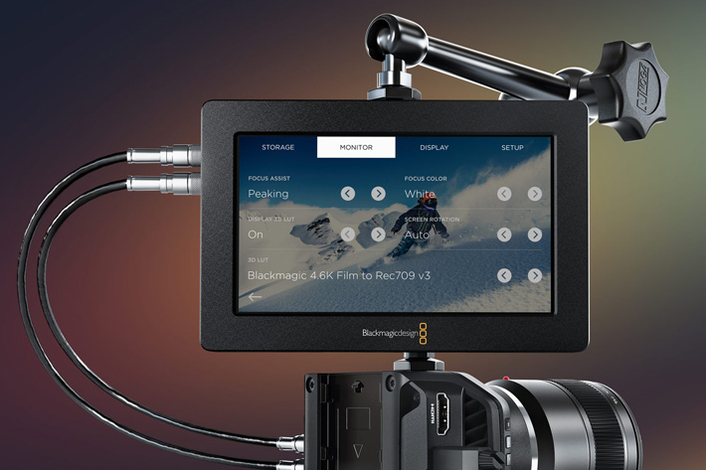 Blackmagic Design AnnouncesNew Video Assist 2.3 Update