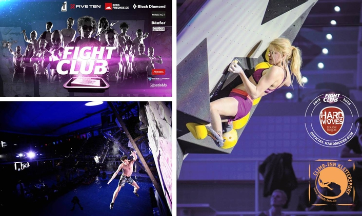 Riedel Supports HardMoves International Bouldering SuperFinal Competition in Home Town of Wuppertal