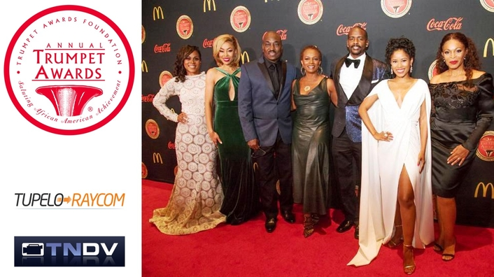 TNDV: Television Lends Live Production Expertise to The Bounce Trumpet Awards