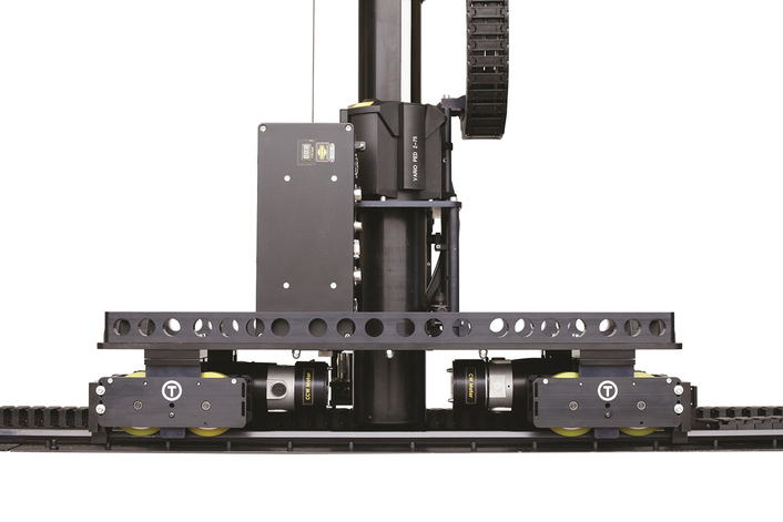 VINTEN UNVEILS THE NEW HEXAGON TRACK SYSTEM