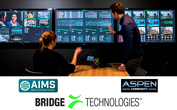 Bridge Technologies Welcomes AIMS and ASPEN