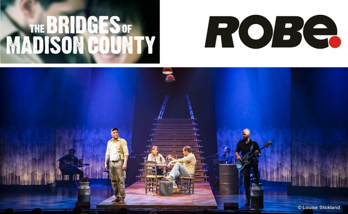 Building Bridges in  Madison County & The Netherlands