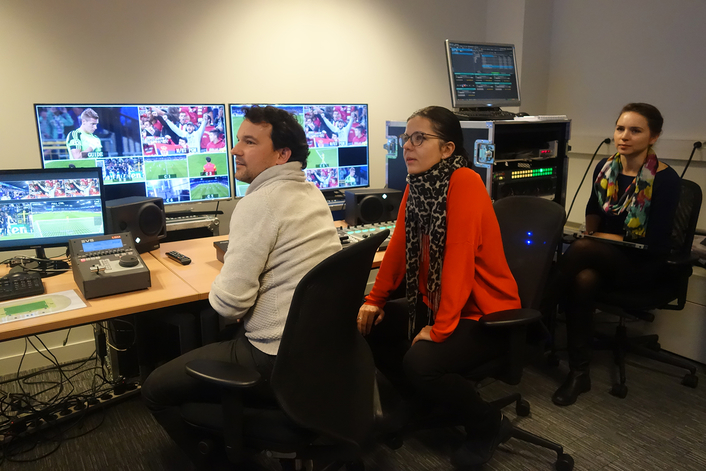 Broadcast Academy courses will run during the show to teach attendees how to direct live broadcasts