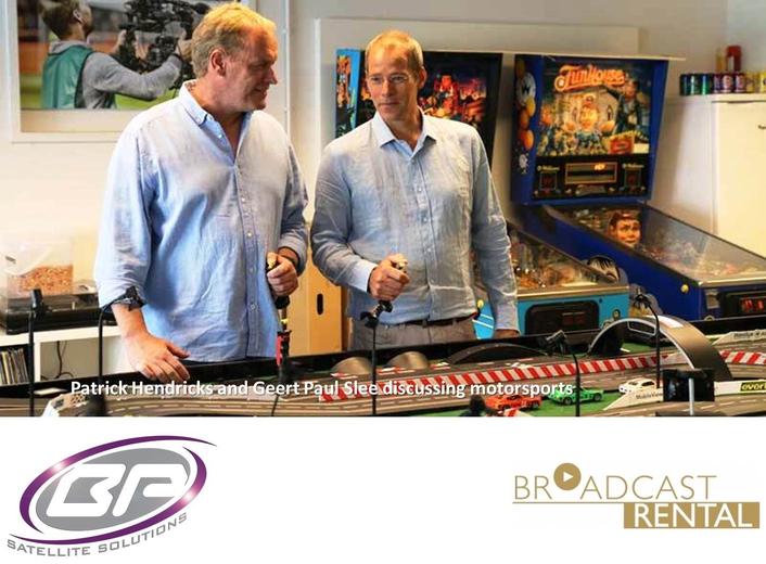 Broadcast Rental acquires BP Satellite Solutions