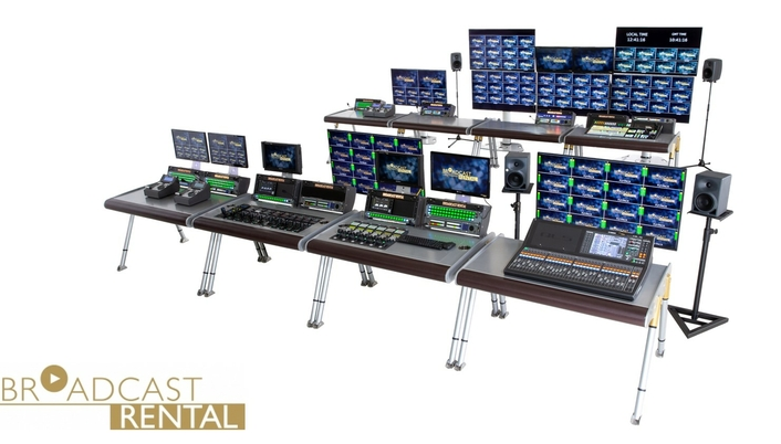 Broadcast Rental is proud to present their new Fly-Pack