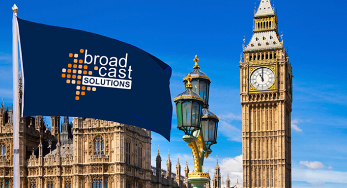 Broadcast Solutions (BS) UK starts with new offices and team in Great Britain