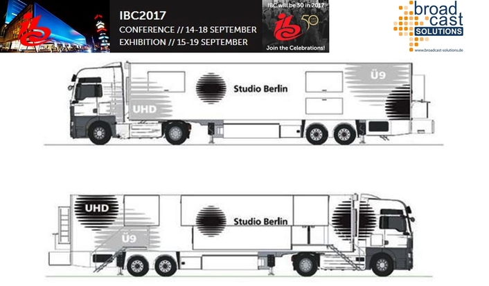 BROADCAST SOLUTIONS AT IBC2017