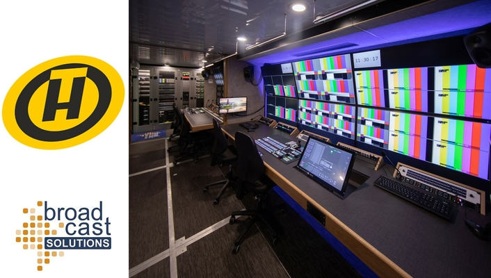 ONT - Broadcast Solutions delivers additional HD OB trailer to Belarus