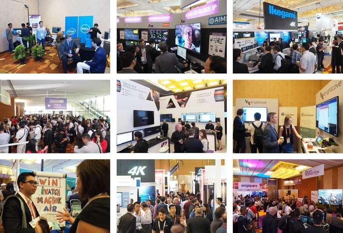 Asia's leading ICT, broadcasting and digital multimedia industry event continues to attract leading innovations and innovators in Smart Technology