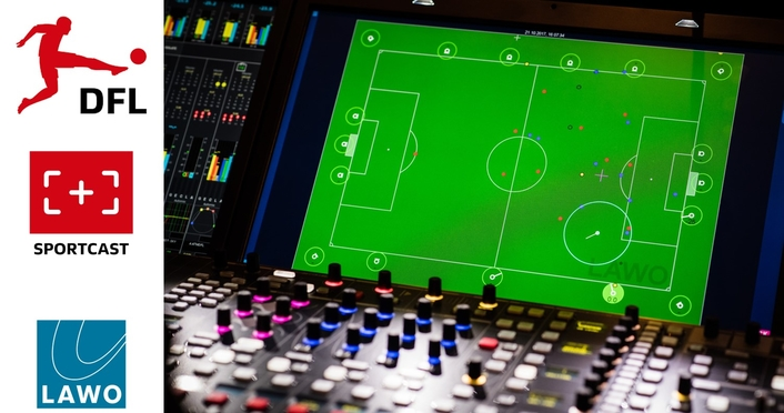 Bundesliga the world's first league to use automated audio mixing