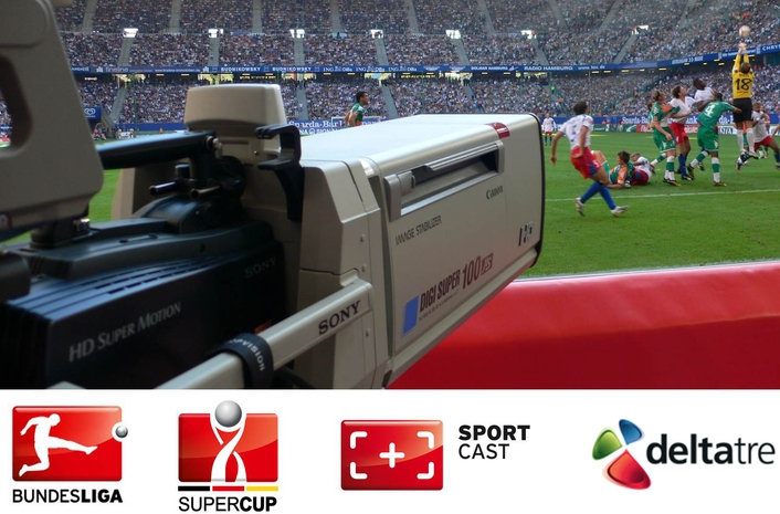 DFL brings official match data in-house in a joint venture between Sportcast and Deltatre