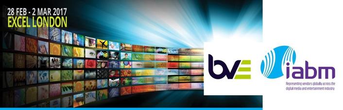 IABM and BVE Announce Strategic Partnership for 2017