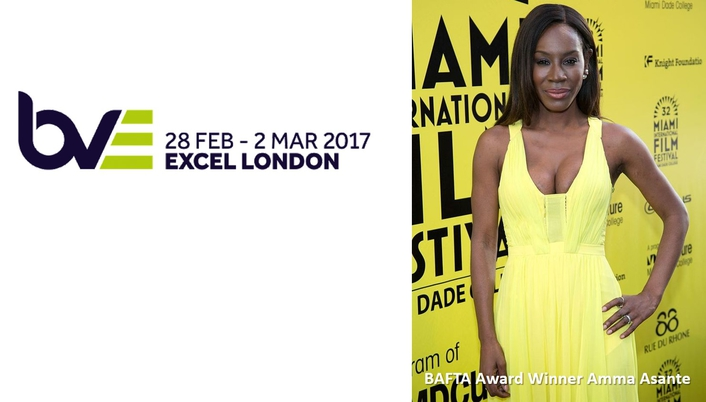 BAFTA AWARD WINNER AMMA ASANTE TO SPEAK AT BVE