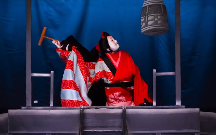 Riedel MediorNet Drives All-New Digital Video Operation for Japan's National Bunraku Theatre