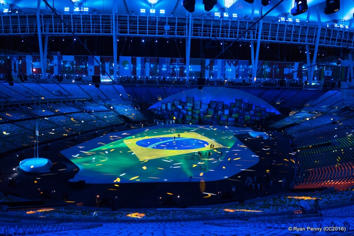OPTOCORE NETWORKS BOOST RIO CEREMONIES FOR NORWEST