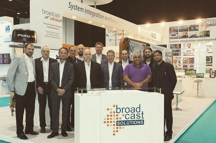 Cabsat 2018 – Broadcast Solutions with Focus on Wireless Communication, plus Cooperation with ChyronHego