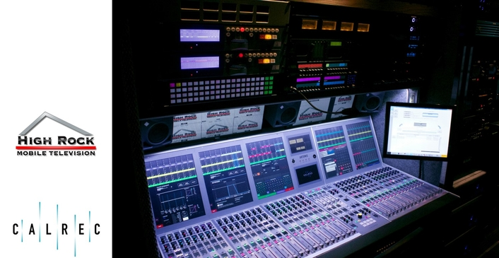 Calrec Artemis on a roll with High Rock Mobile Television