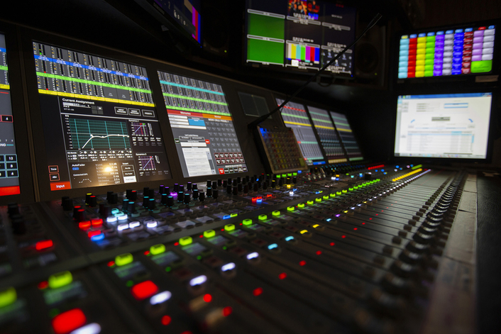 Mobile TV Group is leading an IP revolution with its new FLEX series mobile units, featuring Calrec audio consoles