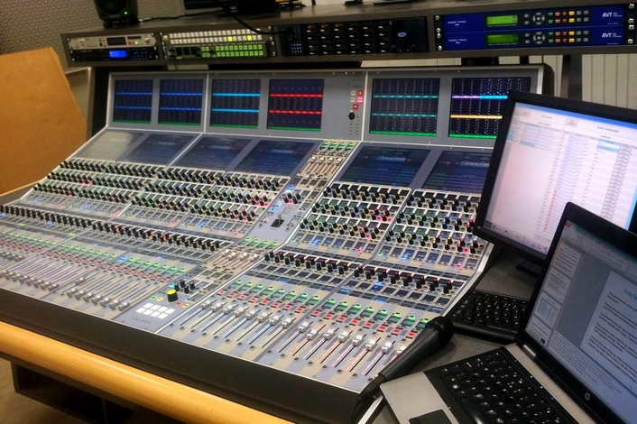 Russia's largest TV production facility now houses 33 Calrec consoles