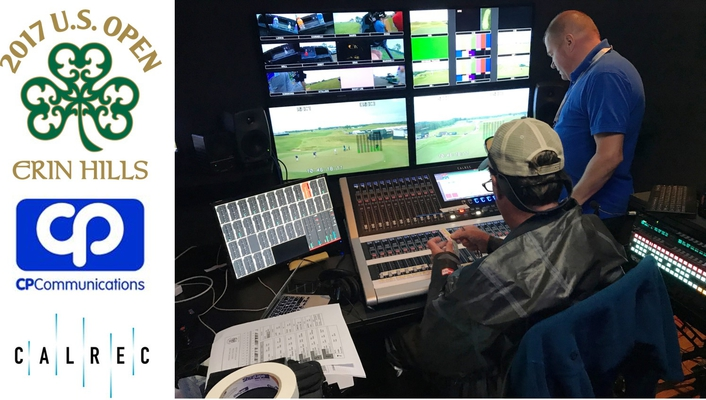 Brio drives the green for U.S. Open and other CP Communications sports productions