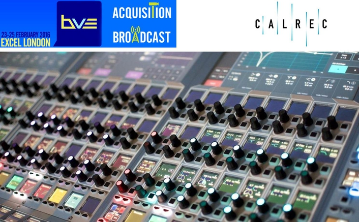 Calrec Audio Products Showcased at BVE 2016