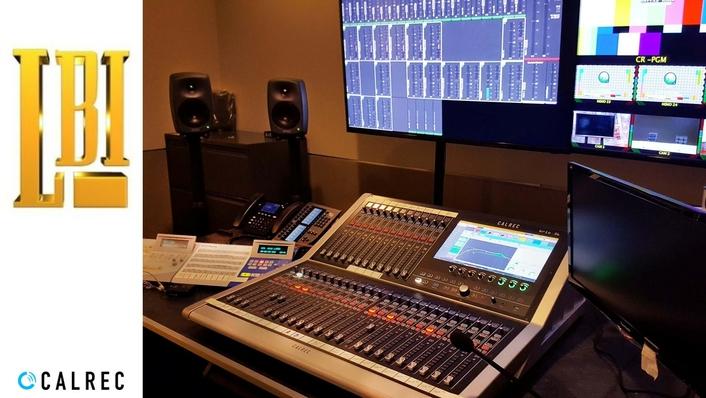 Calrec Delivers for Liberman Broadcasting