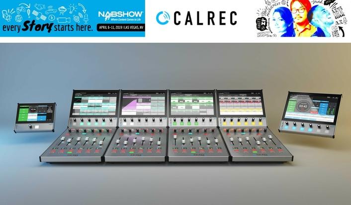 Calrec Audio Showcases the route to IP at NAB 2019
