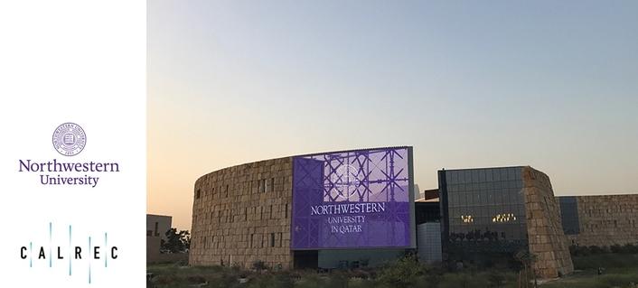 Calrec Artemis 'Lights' the way at Northwestern University in Qatar