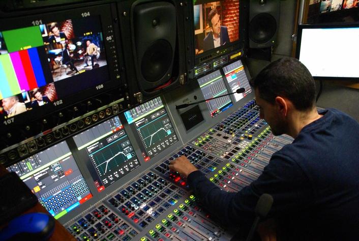 Spain-based Tilt outfits its mobile production unit with a Calrec Artemis console