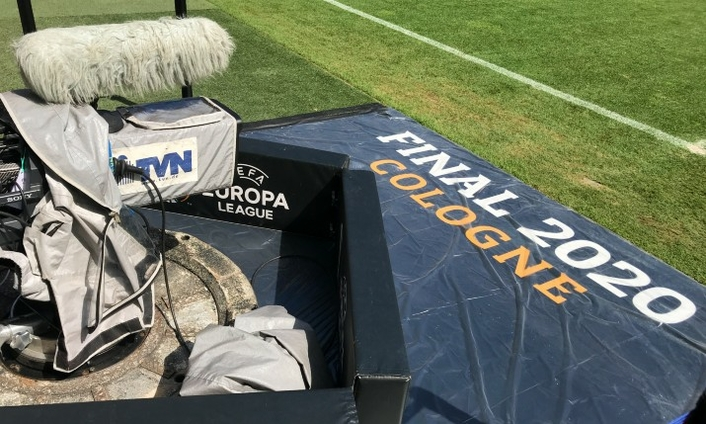 TVN, commissioned by UEFA to supply the host broadcast, successfully delivers the production of the UEFA Europa League Finals 2020