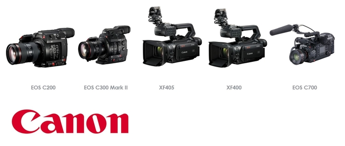 Canon releases professional video firmware upgrade to drive workflow efficiency