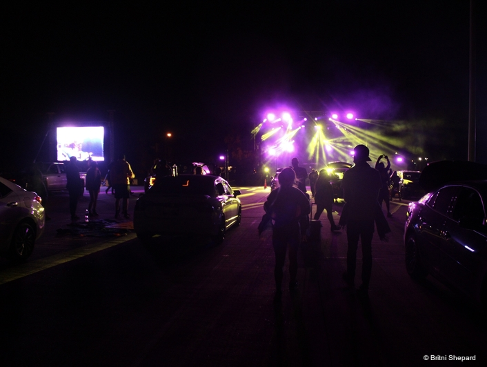 Onstage Systems brings live events back to Dallas area with Capricorn Drive-In and Elation gear