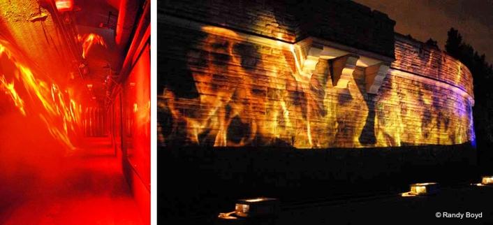 "AJA KONA and Io 4K Help Color Casa Loma's ""Legends of Horror"""