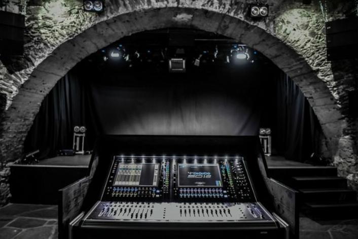 Caves du Manoir upgrades with DiGiCo SD12